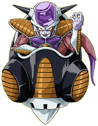 Frieza First Form render 26 - Xkeeperz by maxiuchiha22