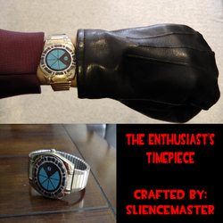 The Enthusiast's Timepiece by SlienceMaster