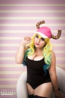 Kobayashi's Dragon Maid: LUCOA I by CookieKabuki