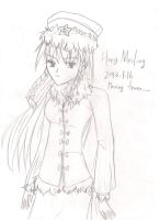 Meiling in winter by Renny1998