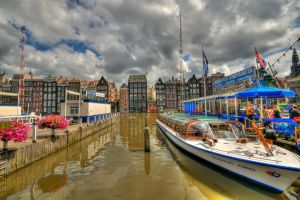 Amsterdam Canals 2 by daniellepowell82