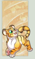 . Year Of The Tiger . by Laseros