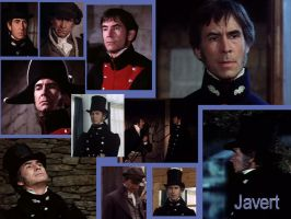 Tony as Javert ... hmm by Birikein