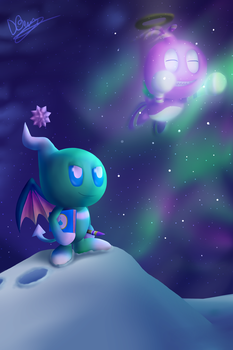 Chao World - Imagine a new Chao by DarkyBenji