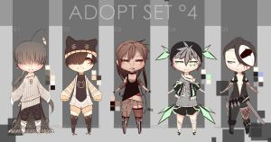 -ADOPT SET '4- OPEN 1/5 by EdhelSen