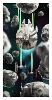 Star Wars: Asteroids by AndyFairhurst
