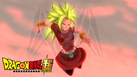 She-broly ssj 1st form by merimo-animation