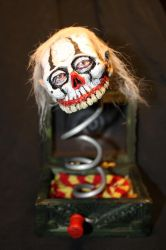 Evil Jack in the box by DEADMAN1972