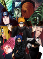 Akatsuki - Collab by TobeyD