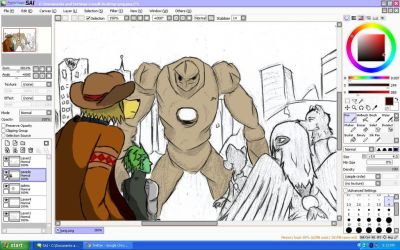 Hey look a WIP to post in scraps by ookamisoulreaper