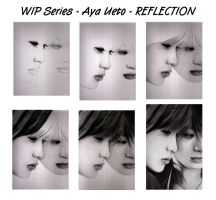 WIP Series - Aya Reflection by KLSADAKO