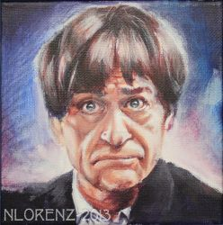 The Second Doctor: 50th Anniversary by napalmnacey