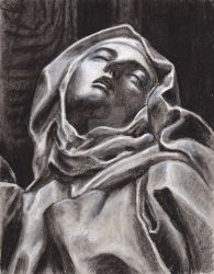 The Ecstasy of St. Teresa by Theophilia