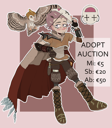 Scree Adopt Auction!! [closed] by kommunistisk