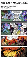 The Last Magic Duel by labba94