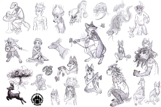 Sketch Compilation 2010-2011 by SeeTheMutt