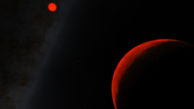 SPACEENGINE Royale 12: In the Far Infrared by TuberculosisGeorge