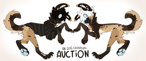 Auction (still open) by hex000000