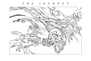 The Journey by gensanity