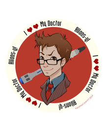 My doctor, My doctor by KalopsiaCreation