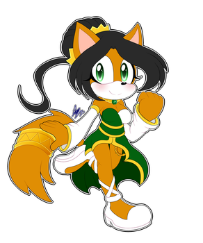 (COMM) .:Kathy The Cat:. by MimiGuerrero