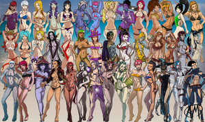 LoL Swimsuit Playmat 10.0 (5/3/2014) by Roooommmmelllll
