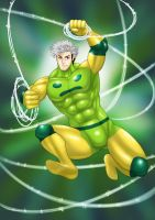 Prof. Willow : Spinarak Webslinger Suit