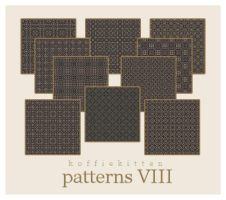 patterns VIII by koffiekitten