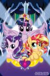 MLP Print Twilight's Proteges by MaryBellamy