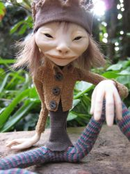 Cornish pixie by FurtherShore