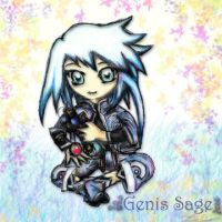 Genis Sage by Ai-Cirt
