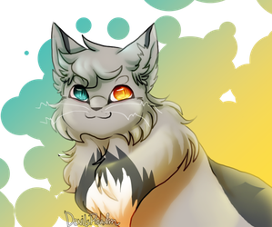 Mine|The Birb Cat Himself by DevilsRealm