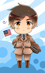 East Malaysia by Meng-Chii