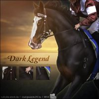 Dark Legend by VIP-EquineArt