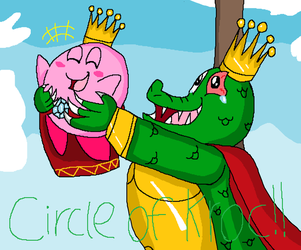 Circle of Kroc! by CharmeleonGirl46