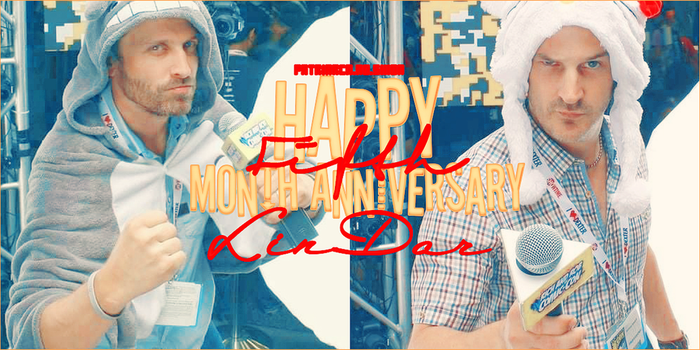 Happy 5th Month Anniversary by usopp-fangirl