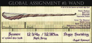 HA: Wand Assignment by Twin-Divinity