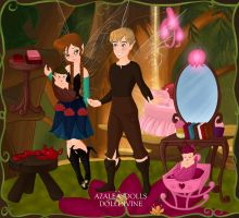 Anna And Kristoff Family by Yandere-ChanKawaii13