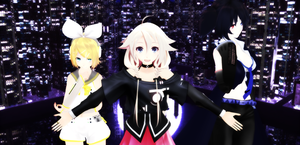 [MMD] 2017 by KuMarry
