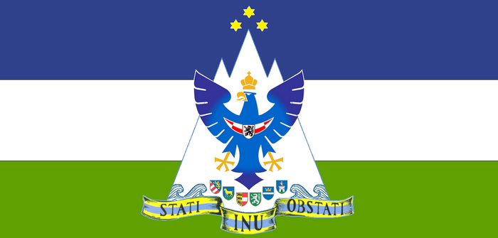 Compromise flag of Slovenia by hosmich