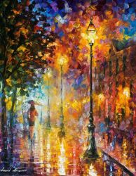Dream On by Leonid Afremov by Leonidafremov