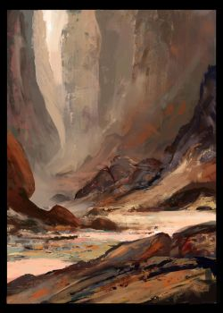 The Red Lands by Concept-Cube
