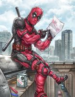Deadpool Pic by kpetchock