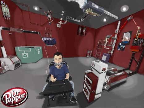 Dr Pepper Contest by mitchfuboy