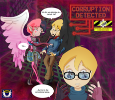 Code Corruption by BlueSerenity