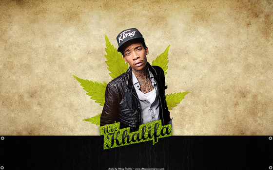 Wiz Khalifa by kty-3