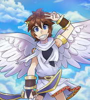 Kid Icarus by kiru-kun17
