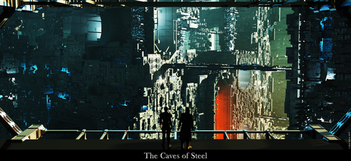 The Caves of Steel by jrmalone