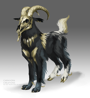 Gold goat auction: closed by Chickenbusiness