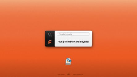 Fling for Launchy by artblanc